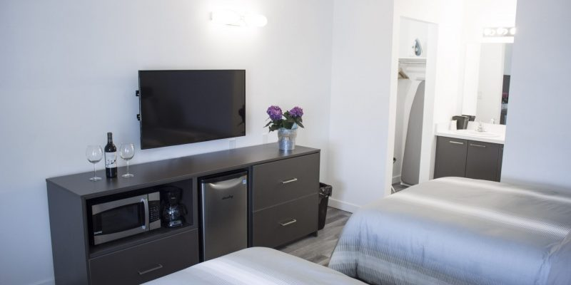 Bowmanville Marina Inn & Suites Double Room 3